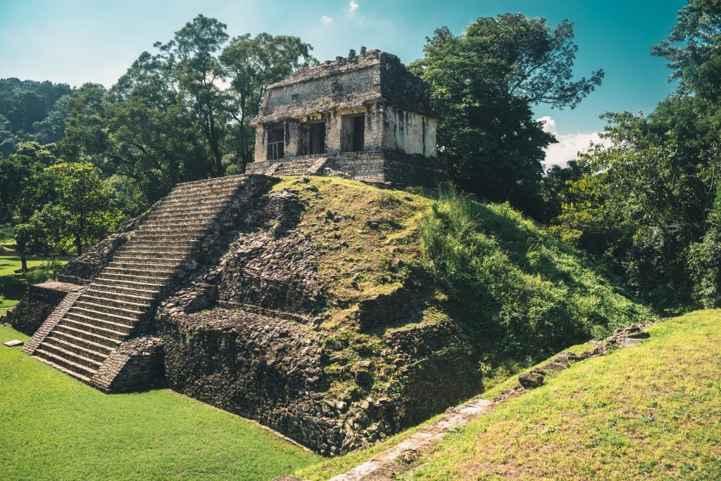 פלנקה עיר המאיה העתיקה