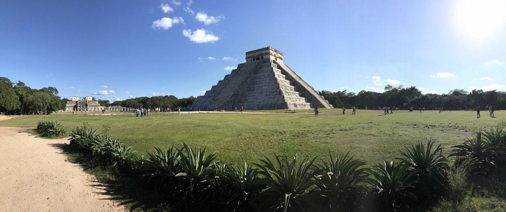 עיר המאיה צ'יצ'ן איצה שבמקסיקו
